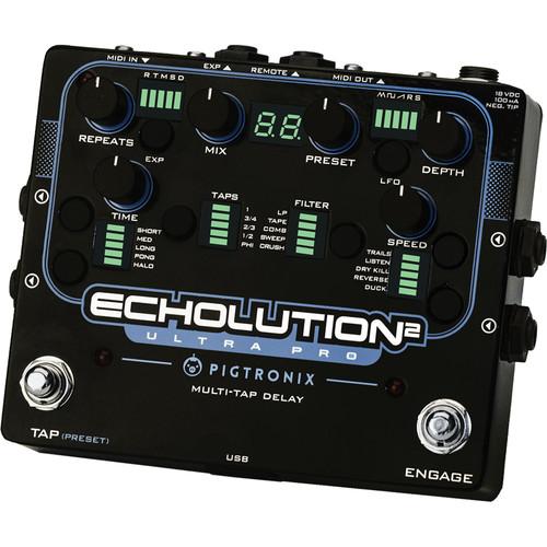 Pigtronix Echolution 2 Ultra Pro Switch