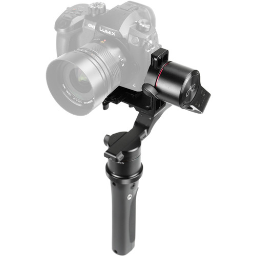 Pilotfly H2-45 3-Axis Handheld Gimbal for Mirrorless and DSLR Cameras