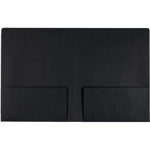 Pina Zangaro Folders (3-Pack, Black)