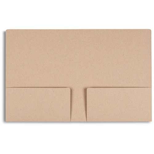 Pina Zangaro Folders (3-Pack, Kraft Brown)