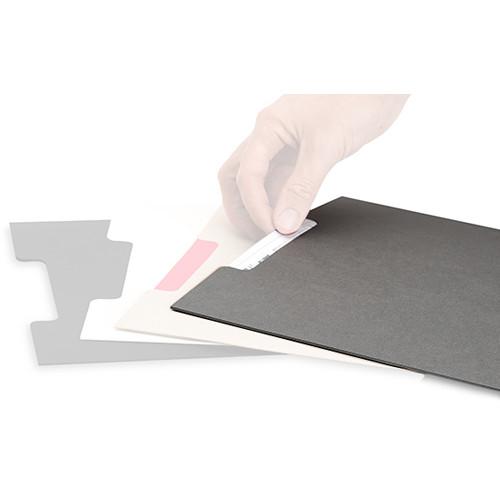 Pina Zangaro Open-Top Sleeves (25-Pack, Dark Gray)