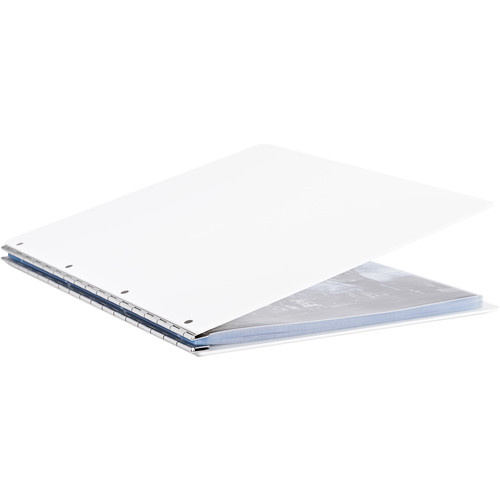 Pina Zangaro Vista A3 Screw Post Binder (Portrait Orientation, Snow)