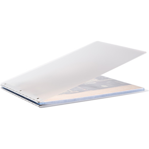 Pina Zangaro Vista A3 Screw Post Binder (Landscape Orientation, Mist)