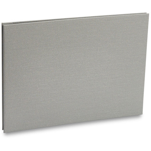 "Pina Zangaro Bex 11 x 14"" Screw Post Binder (Landscape Orientation, Gray)"