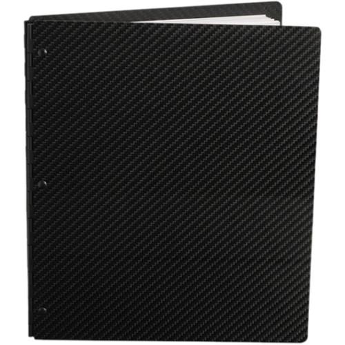 "Pina Zangaro Carbon Fiber Screwpost Binder (8.5 x 11"", Portrait)"