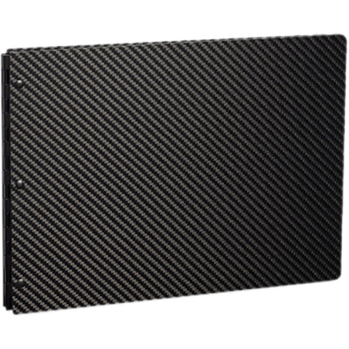 "Pina Zangaro Carbon Fiber Screw Post Binder (8.5 x 11"", Landscape)"