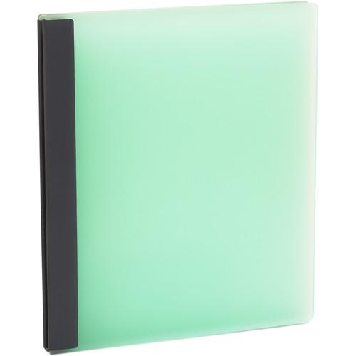 "Pina Zangaro Lumen 14 x 11"" Portrait Presentation Book (Glacier)"