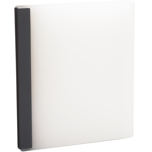 "Pina Zangaro Lumen 14 x 11"" Portrait Presentation Book (Polar)"