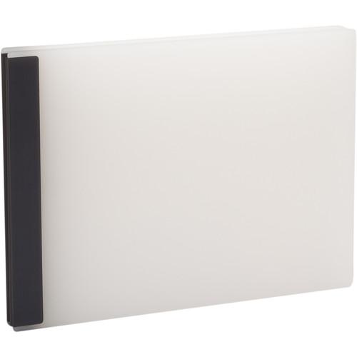 "Pina Zangaro Lumen 8.5 x 11"" Landscape Presentation Book (Polar)"