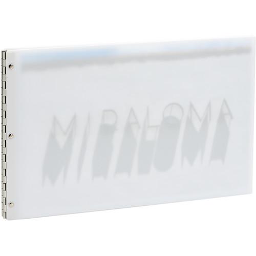 "Pina Zangaro Flexx Presentation Book (11 x 17"", Milk)"