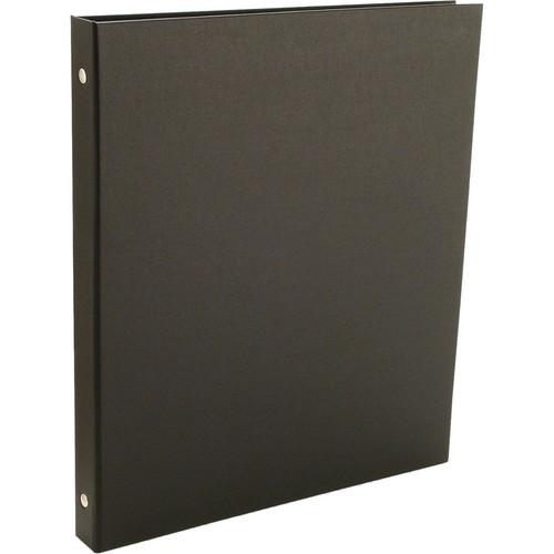 """Pina Zangaro Bex 3-Ring 0.5"""" Binder without Cardholder (11.0 x 8.5"""" Portrait Format, Black)"""