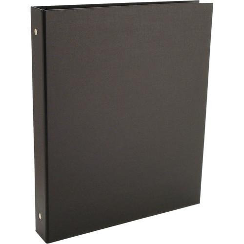 """Pina Zangaro Bex 3-Ring 1"""" Binder without Cardholder (11.0 x 8.5"""" Portrait Format, Black)"""