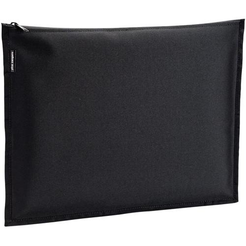 """Pina Zangaro Fairfax Presentation Jacket (Black, Medium, 11 x 14"""")"""