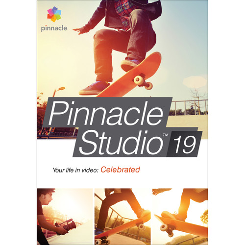 Pinnacle Studio 19 Standard for Windows (Download)