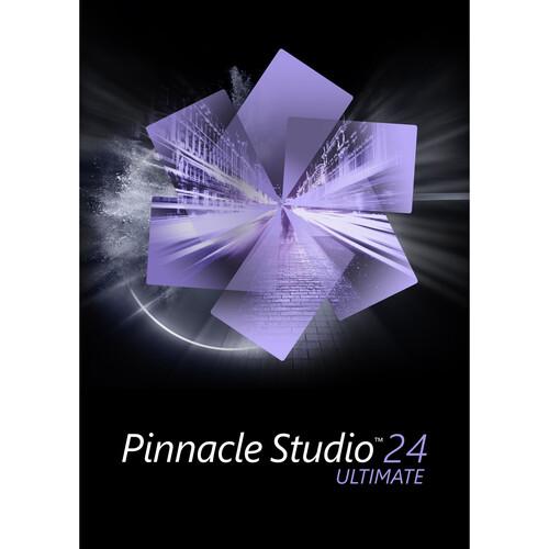 Pinnacle Studio 24 Ultimate (Download)