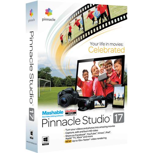 pinnacle studio templates free download - pinnacle pinnacle studio 17 download pinnaclestudio17 b h