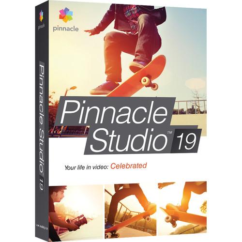 Pinnacle Studio 19 Standard for Windows (Box)