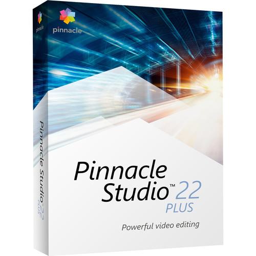 Pinnacle Studio 22 Plus (Box)