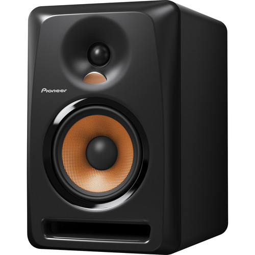 "Pioneer DJ Bulit5 - 5"" 2-Way 80W Active Reference Monitor (Single)"