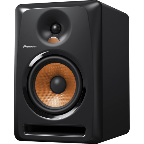 "Pioneer DJ Bulit6 - 6"" 2-Way 125W Active Reference Monitor (Single)"