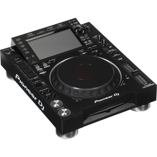 Pioneer DJ CDJ-2000NXS2 High-Resolution Pro-DJ Multi-Player (Black)