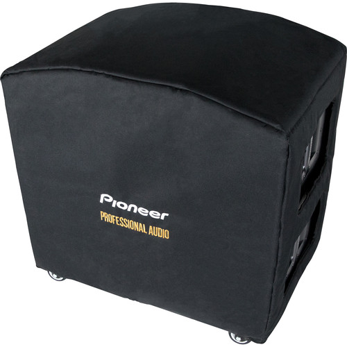 Pioneer DJ CVR-XPRS215S Speaker Cover for XPRS215S Subwoofer