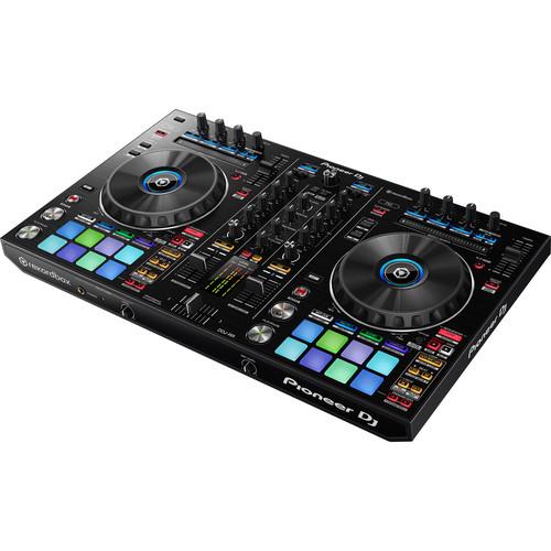 Pioneer DJ DDJ-RR - 2-Channel rekordbox dj Controller with Integrated Mixer