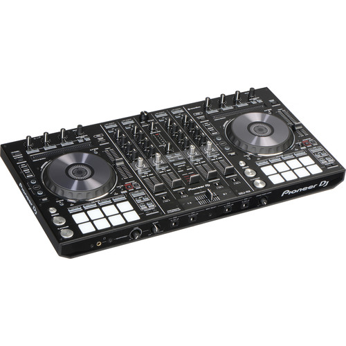 Pioneer DJ DDJ-RX - 4-Channel rekordbox dj Controller with Integrated Mixer