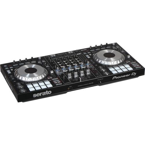 Pioneer DJ DDJ-SZ2 - Flagship 4-Channel Controller for Serato DJ