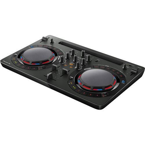 Pioneer DJ DDJ-WeGO4 Digital DJ Controller (Black)