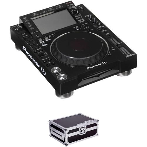 Pioneer DJ CDJ-2000NXS2 Kit with Flight Case