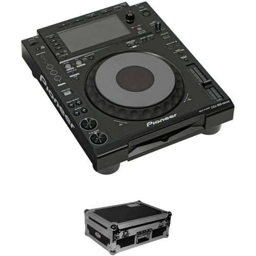 Pioneer DJ CDJ-900 Nexus Kit with Flight Case
