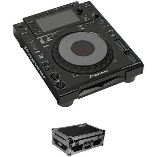 Pioneer DJ CDJ-900 Nexus Kit with Flight Case