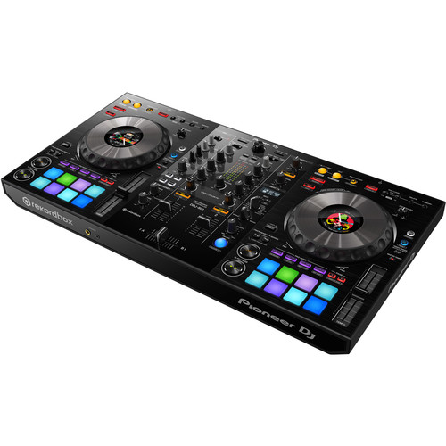 Pioneer DJ DDJ-800 2-Channel rekordbox dj Controller with Integrated Mixer