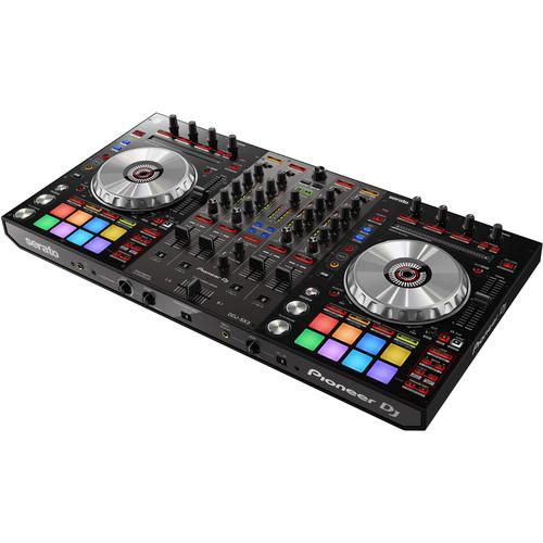 Pioneer DJ DDJ-SX3 Serato DJ Controller