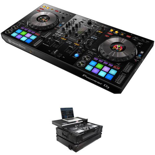 Pioneer DJ DJ DDJ-800 rekordbox dj Controller Kit with Flight Case
