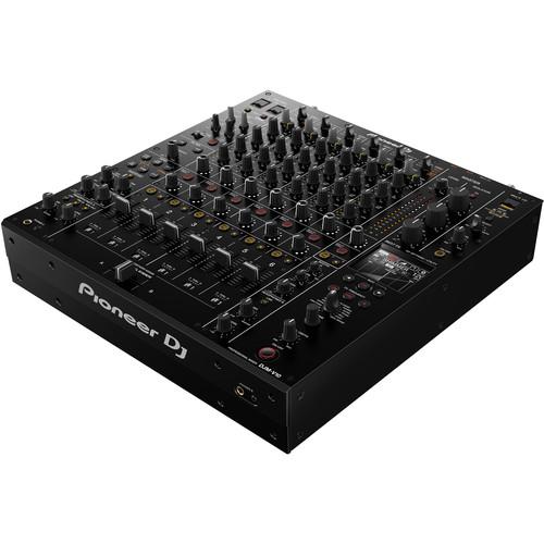 Pioneer DJ DJM-V10 6-Channel Professional DJ Mixer (Black)