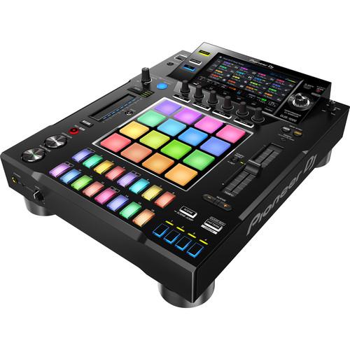 Pioneer DJ DJS-1000 - Standalone DJ Sampler (Black)