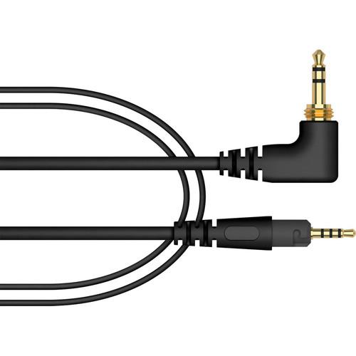 Pioneer DJ HC-CA0702-K Straight Cable for HDJ-S7 Headphones (Black, 5.2')