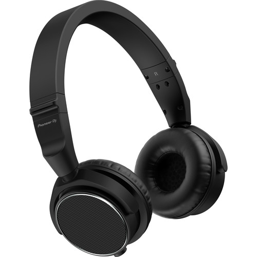 Pioneer DJ HDJ-S7 Professional On-Ear DJ Headphones (Black)