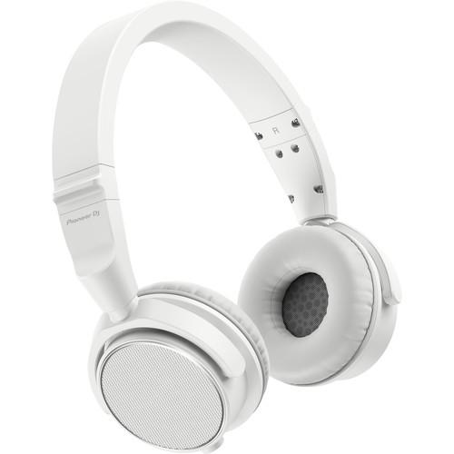 Pioneer DJ HDJ-S7 Professional On-Ear DJ Headphones (White)