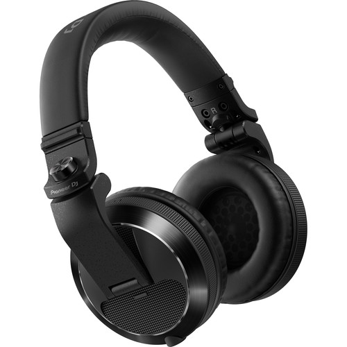 Pioneer DJ HDJ-X7 Professional Over-Ear DJ Headphones (Black)
