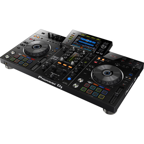 Pioneer DJ XDJ-RX2 All-In-One DJ System (Black)