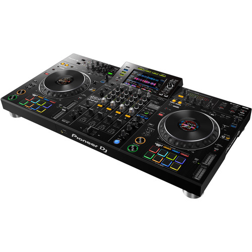 Pioneer DJ - XDJ-XZ Professional 4-Channel All-In-One DJ System (Black)