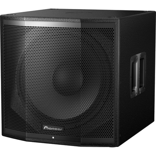 """Pioneer DJ XPRS 115S - XPRS Series 15"""" Reflex Loaded Active Subwoofer"""