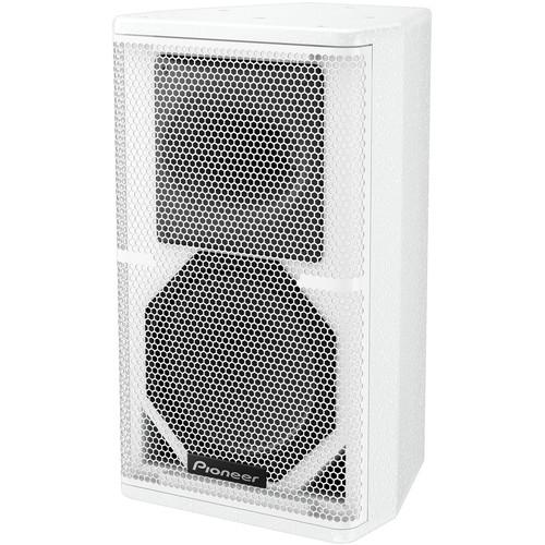"""Pioneer DJ 8"""" 2-Way Loudspeaker (White)"""
