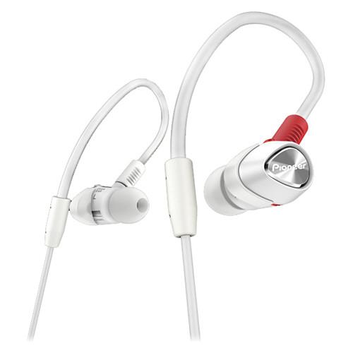 Pioneer DJ DJE-1500 - DJ In-Ear Headphones (Dynamic Driver, White )