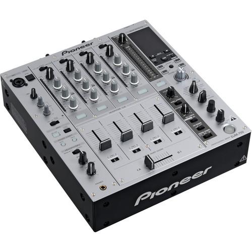 Pioneer DJ DJM-750 S 4-Channel Full Digital DJ Mixer (White)