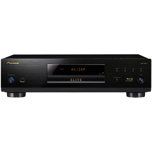 Pioneer Elite BDP-85FD 4K Upscaling 3D Blu-ray Disc BDP ...