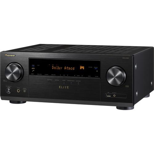 Pioneer Elite VSX-LX101 7.2-Channel Network A/V Receiver